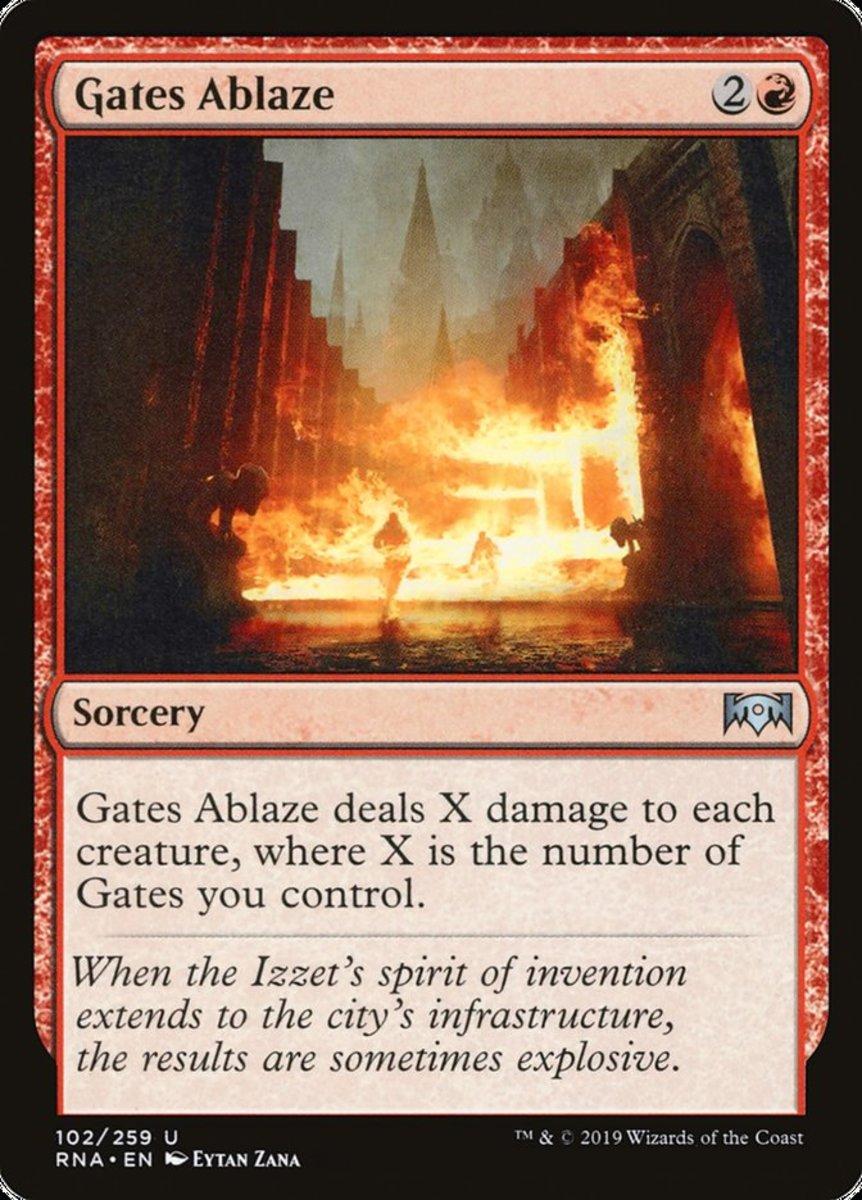 Gates Ablaze mtg