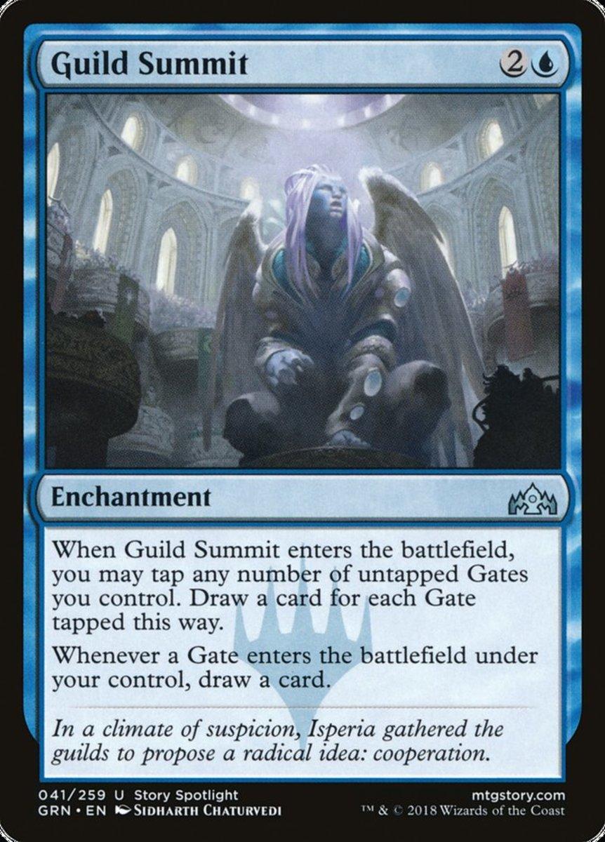 Guild Summit mtg