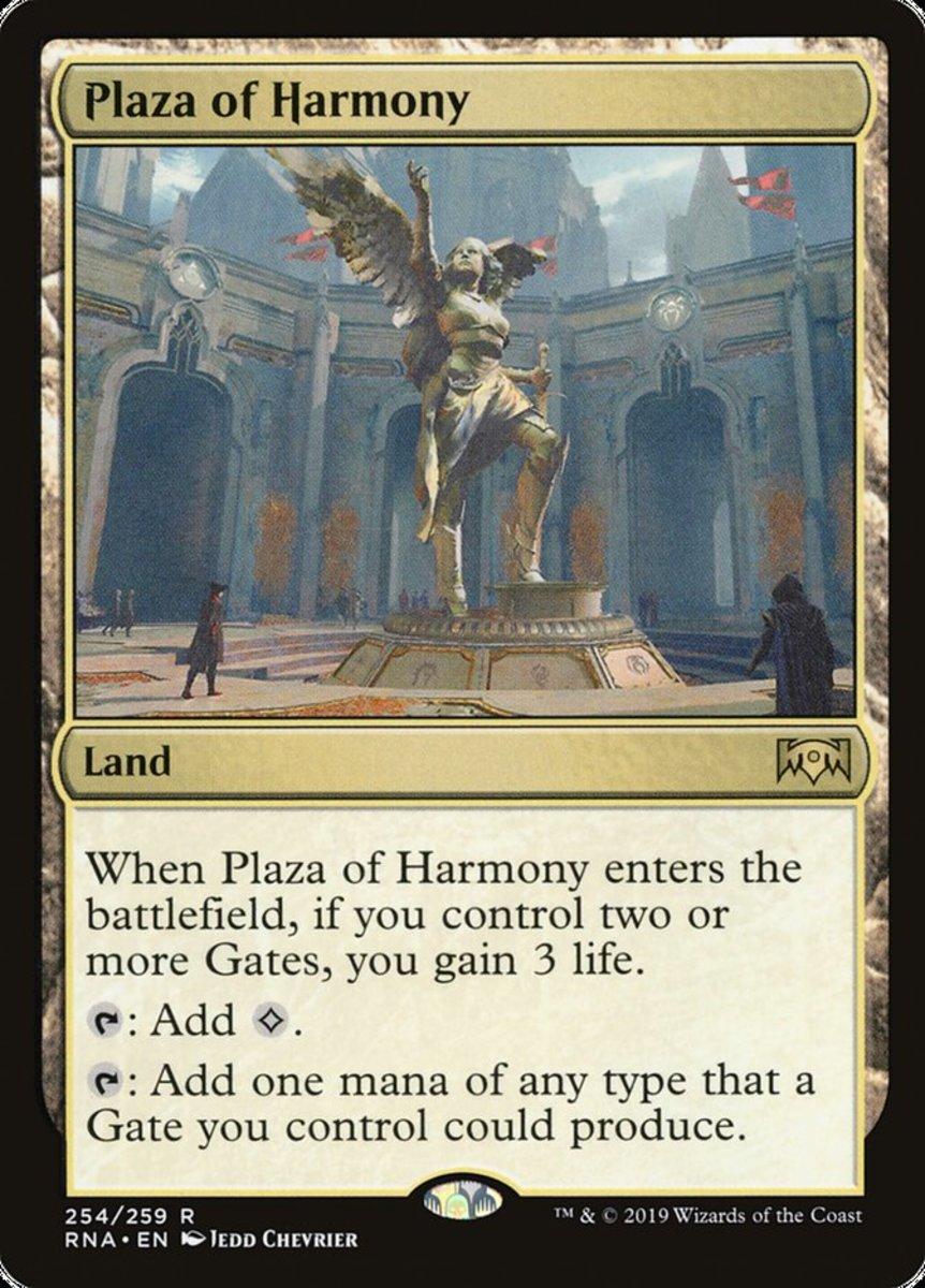 Plaza of Harmony mtg