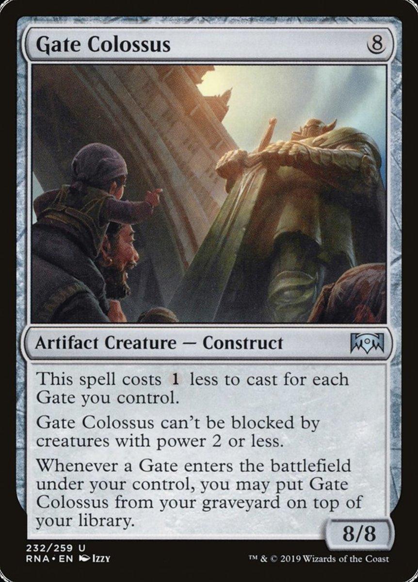 Gate Colossus mtg