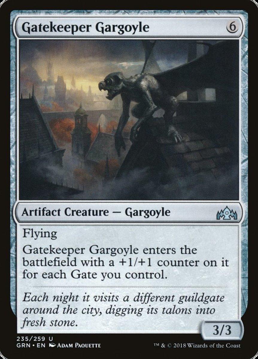 Gatekeeper Gargoyle mtg