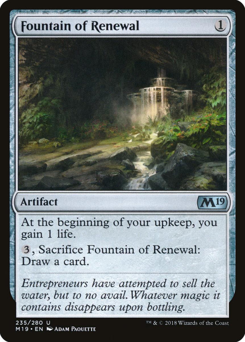 Fountain of Renewal mtg
