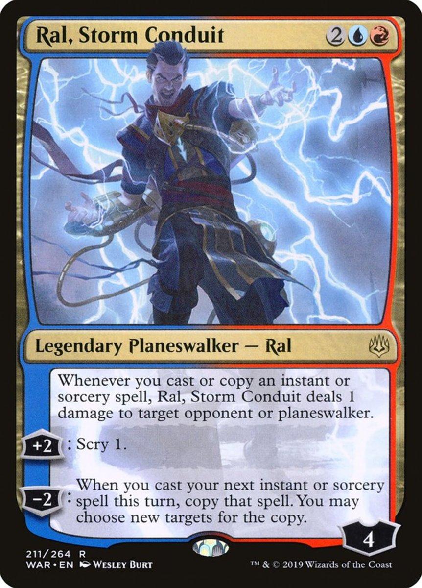 Ral, Storm Conduit mtg