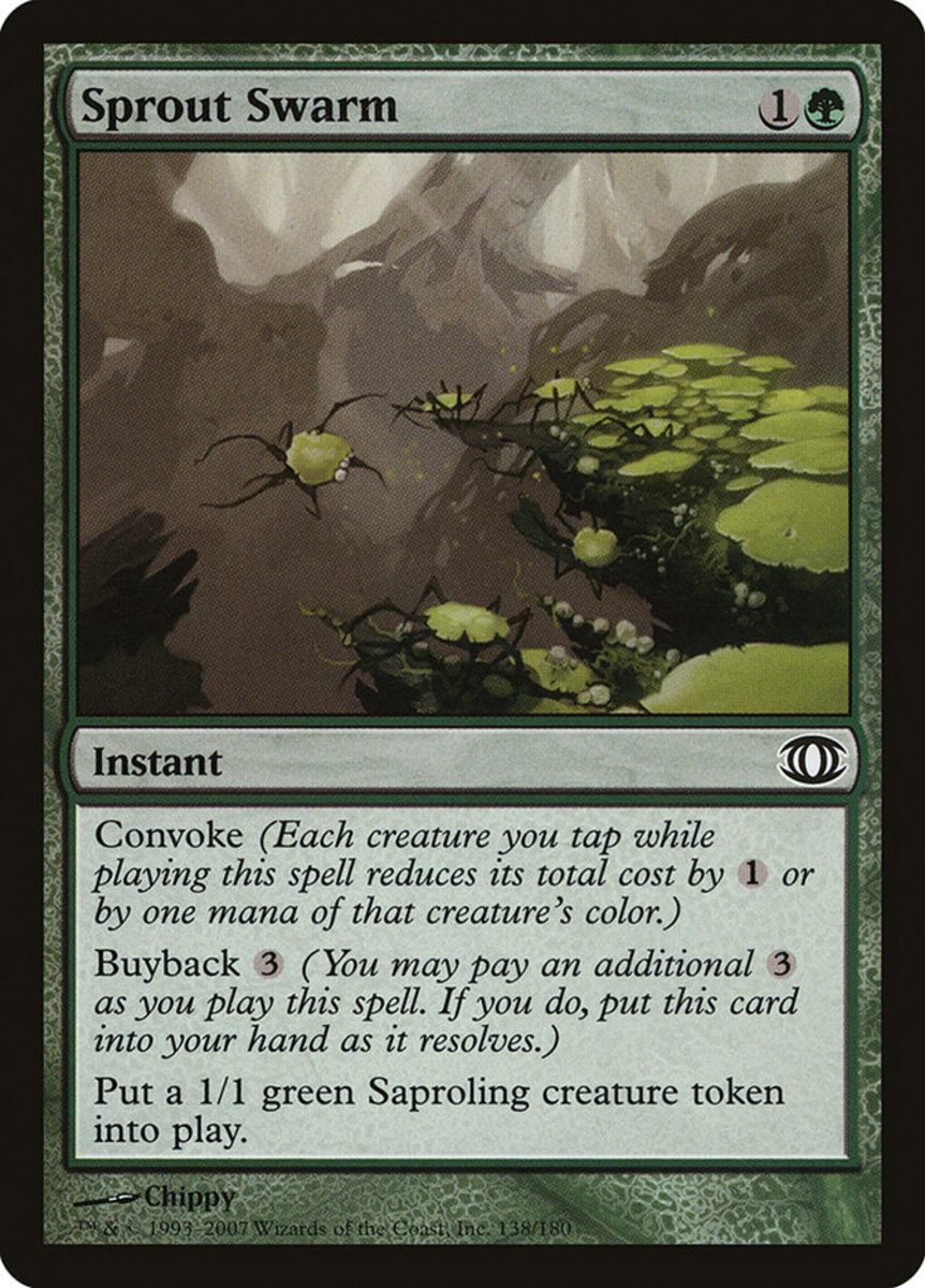 Sprout Swarm mtg