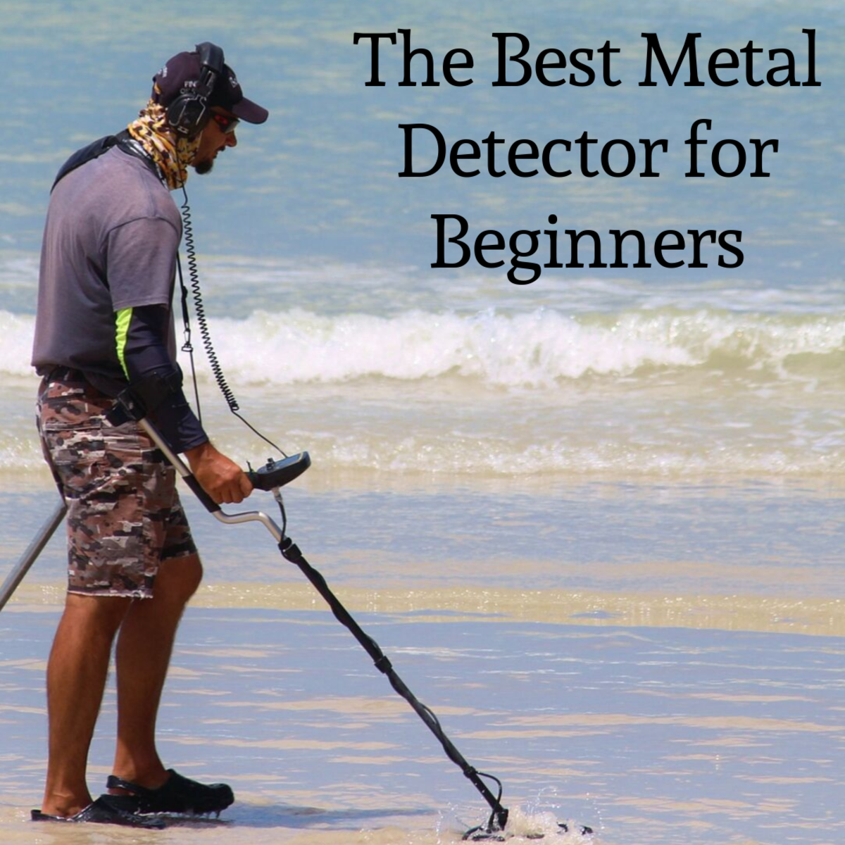 This guide will help beginners choose a great starter metal detector.
