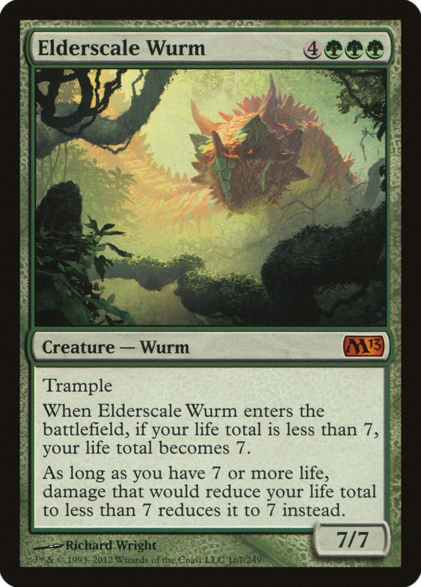 Elderscale Wurm mtg