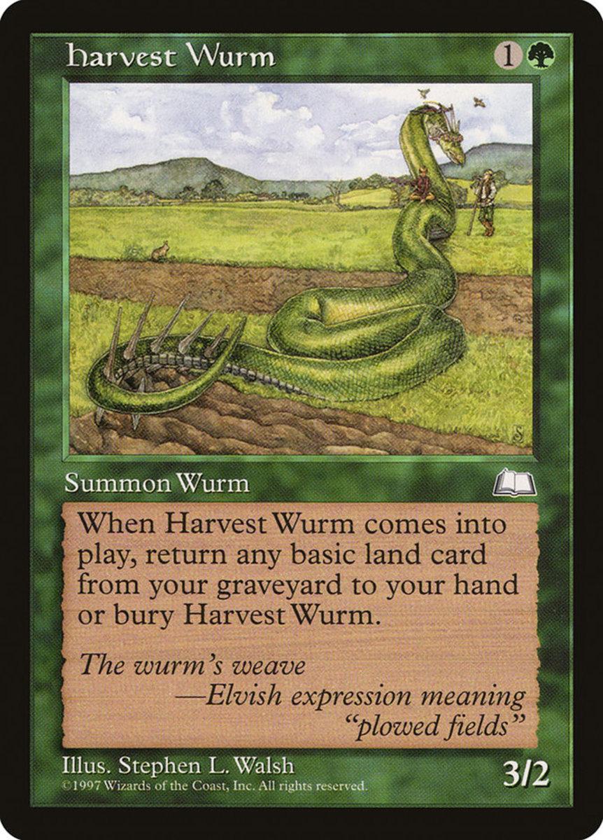 Harvest Wurm mtg
