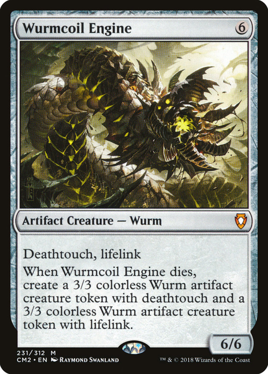 Wurmcoil Engine mtg