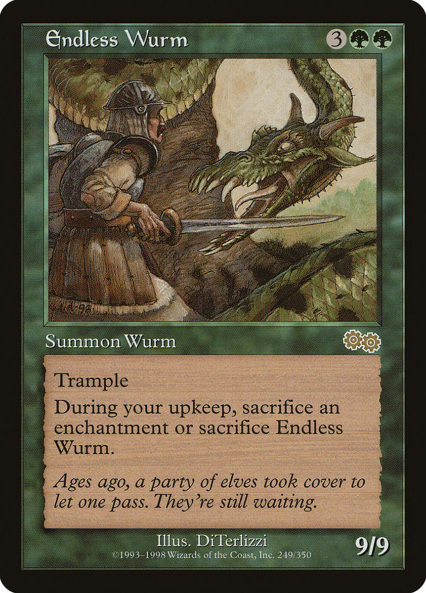 Endless Wurm mtg