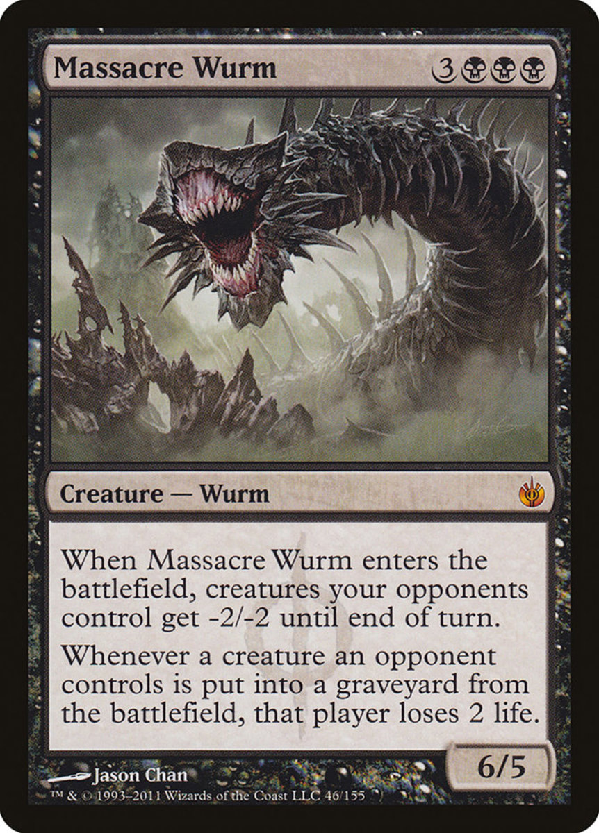 Massacre Wurm mtg