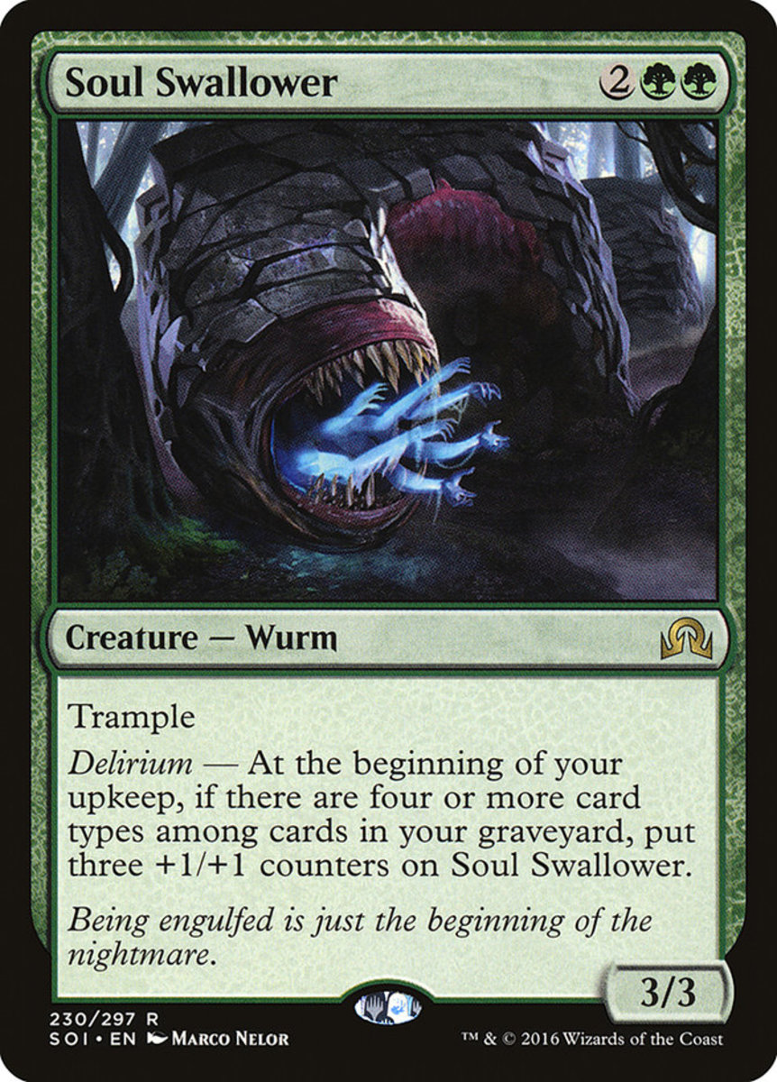 Soul Swallower mtg