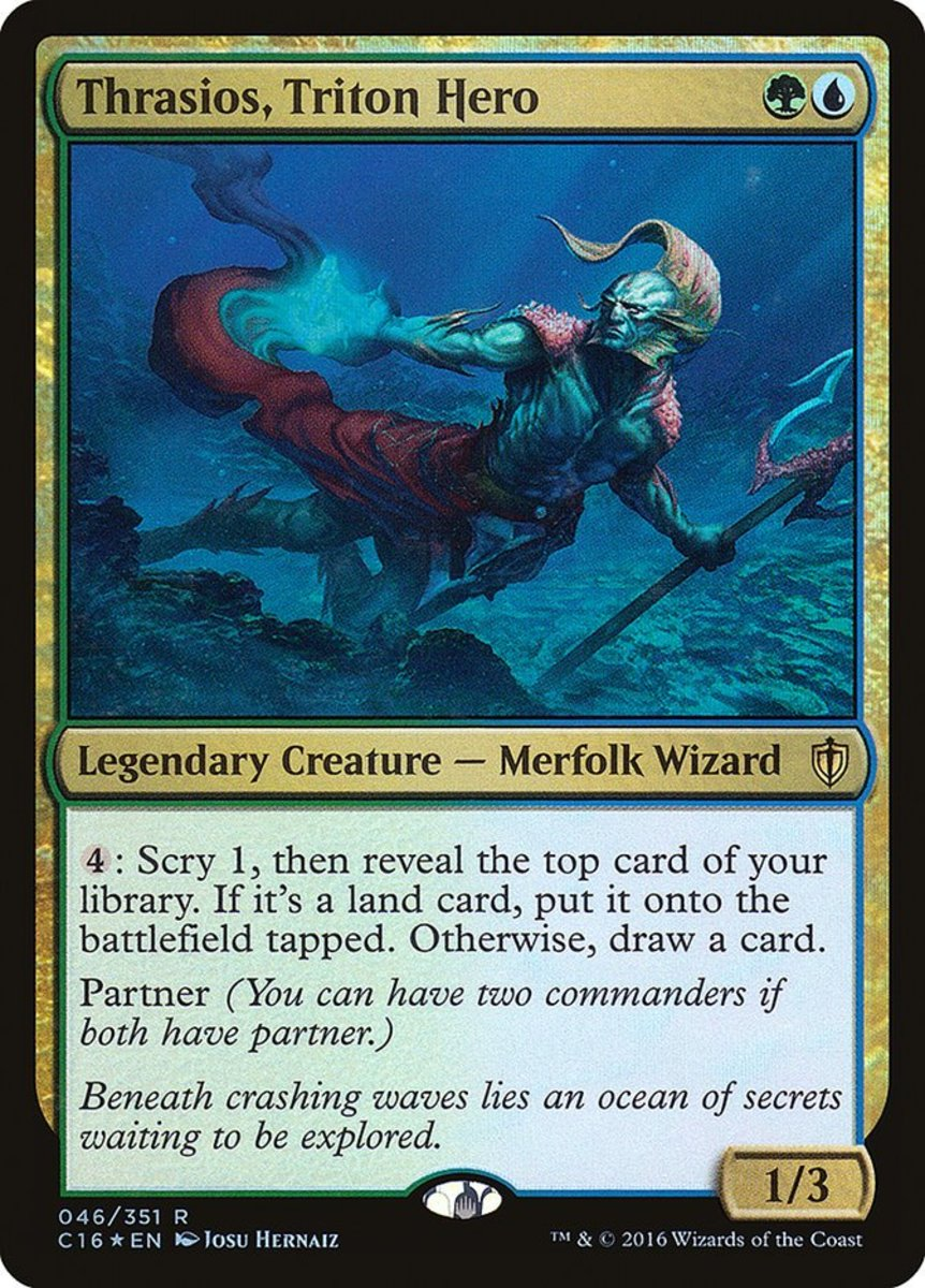 Top 10 Underestimated Supports for Thrasios/Kydele Commander Decks