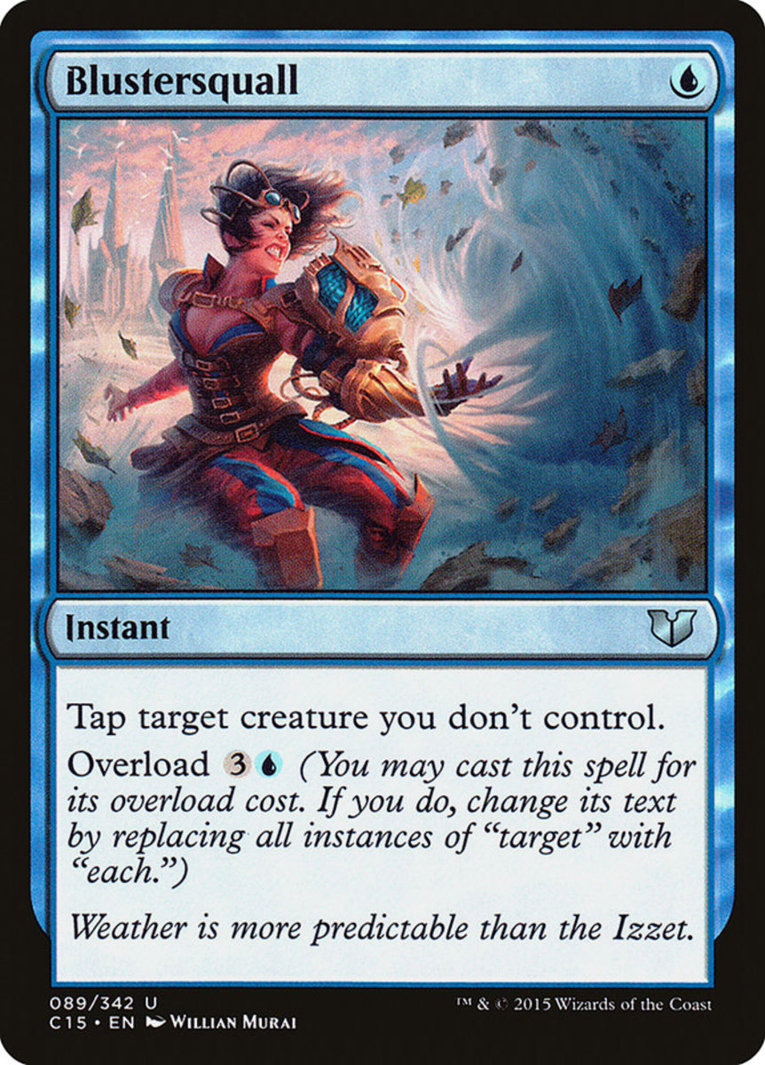 Top 10 Overload Spells in Magic: The Gathering
