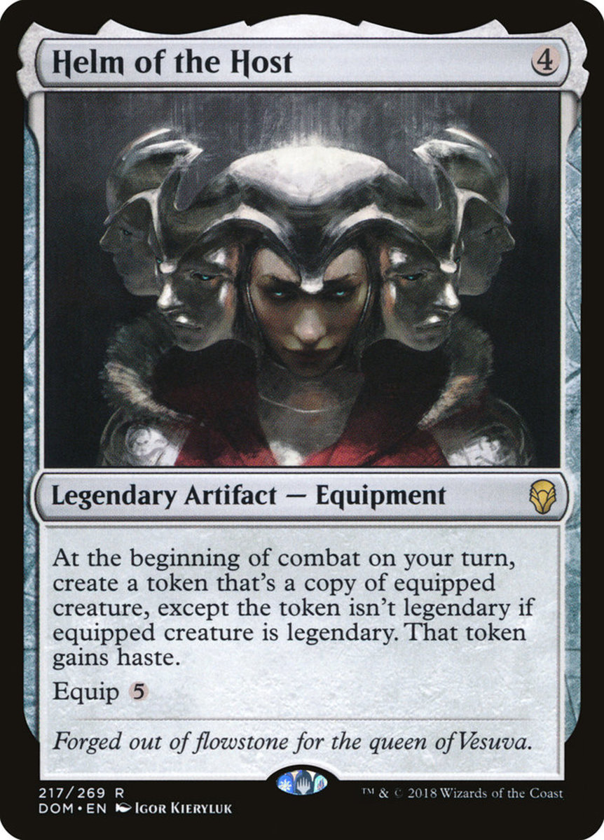 Helm of the Host mtg