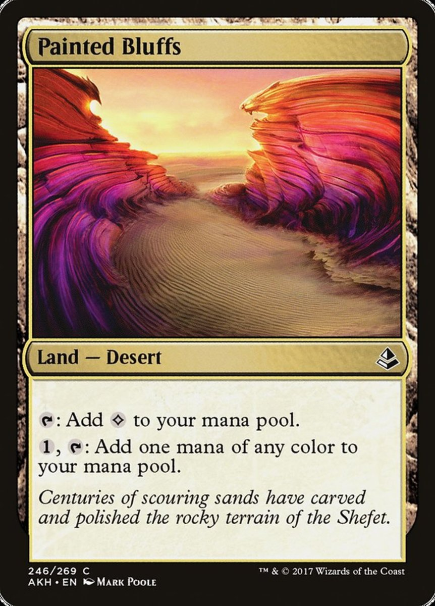 Painted Bluffs mtg