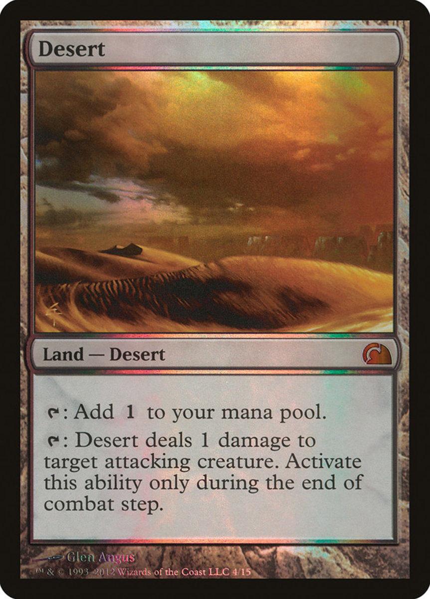 Desert mtg