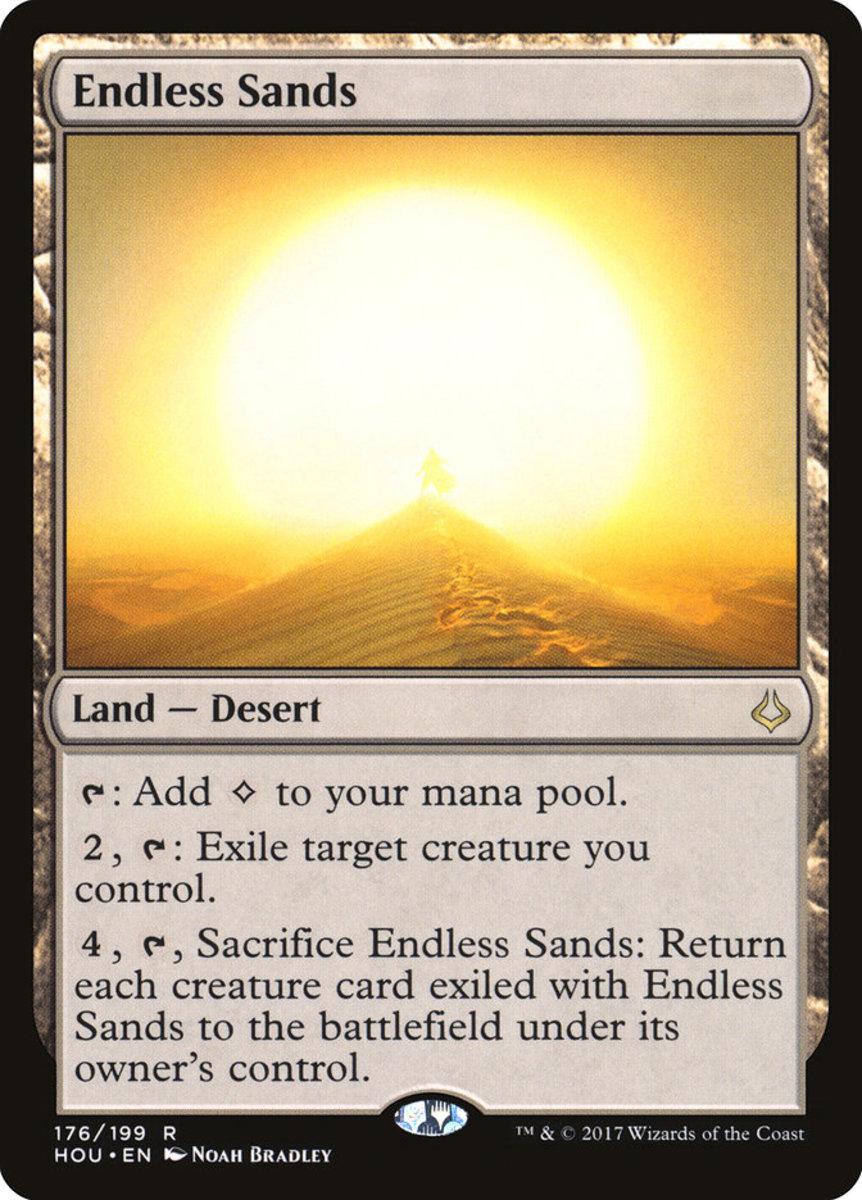 Endless Sands mtg
