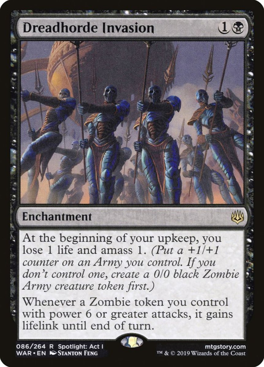 Dreadhorde Invasion mtg
