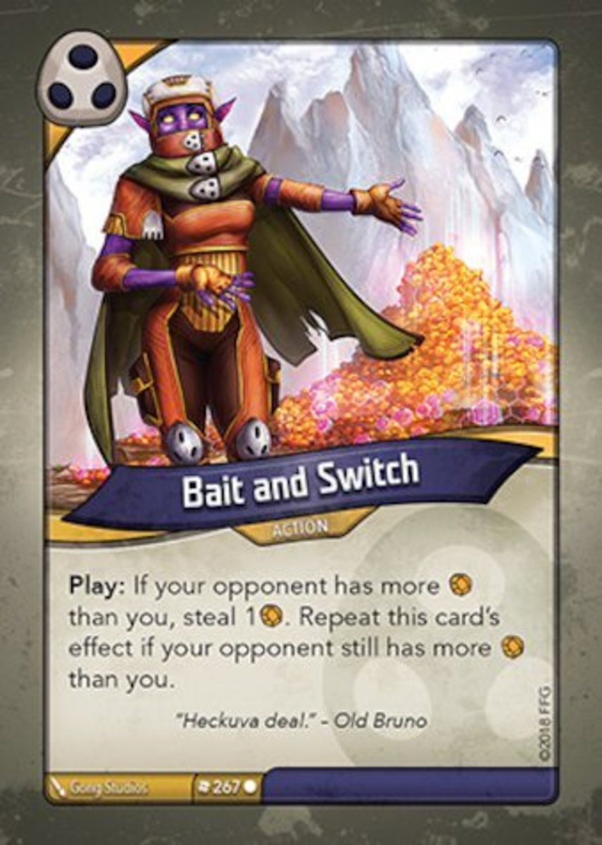 Bait and Switch Keyforge