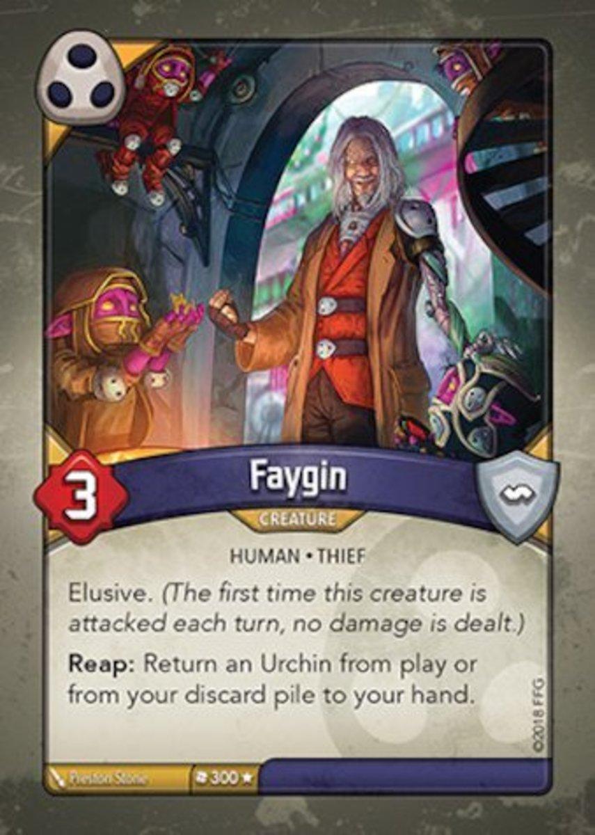 Faygin Keyforge