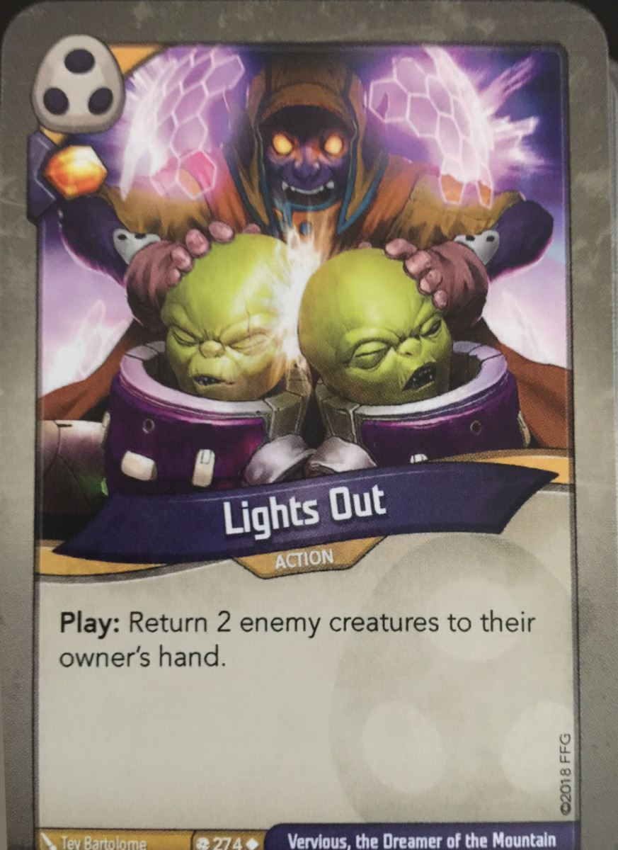 Lights Out Keyforge