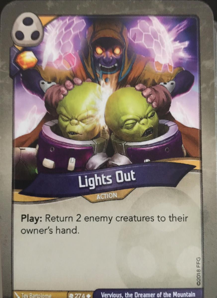 Lights Out Keyforge