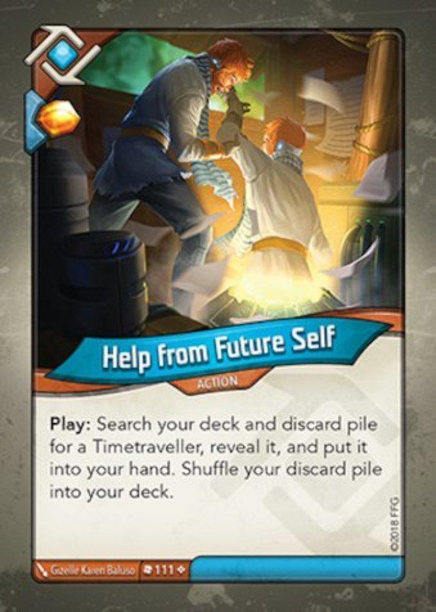 Help From Future Self Keyforge