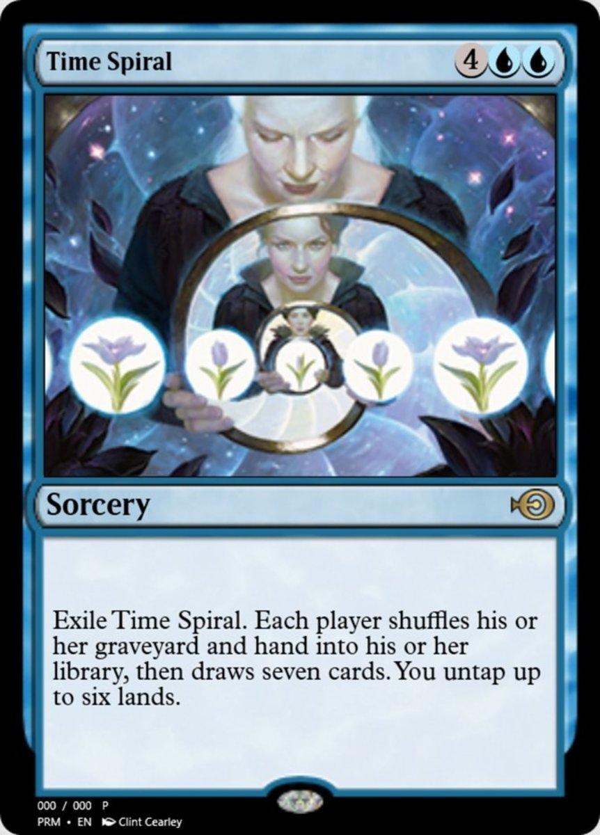 Time Spiral mtg