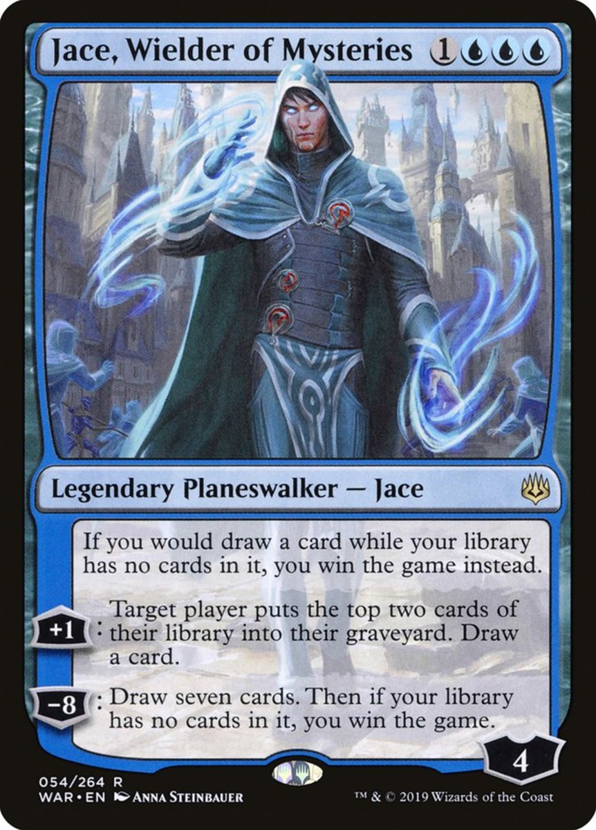 Jace, Wielder of Mysteries mtg