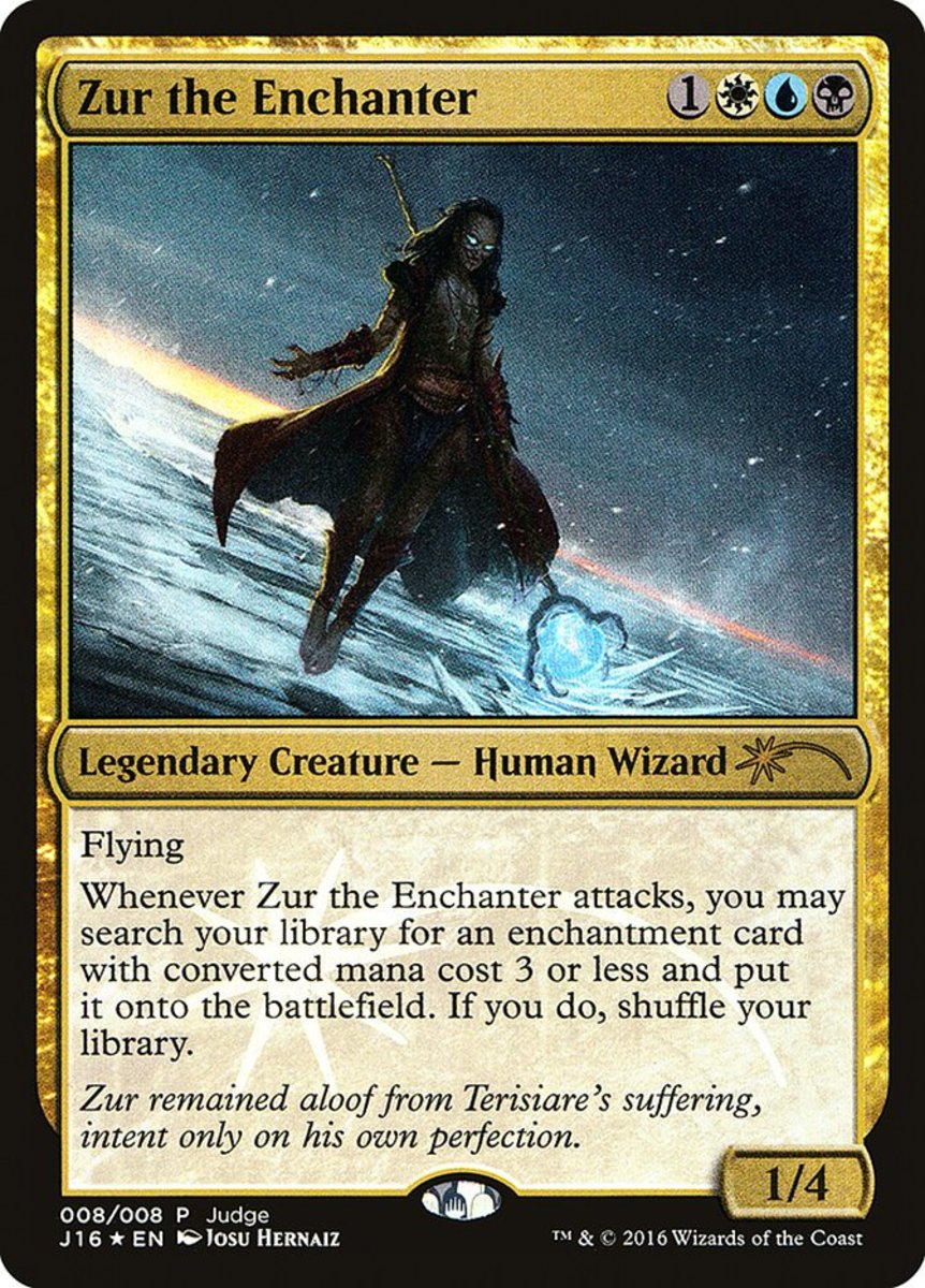 Top 10 Enchantment-Based Cards in Magic: The Gathering