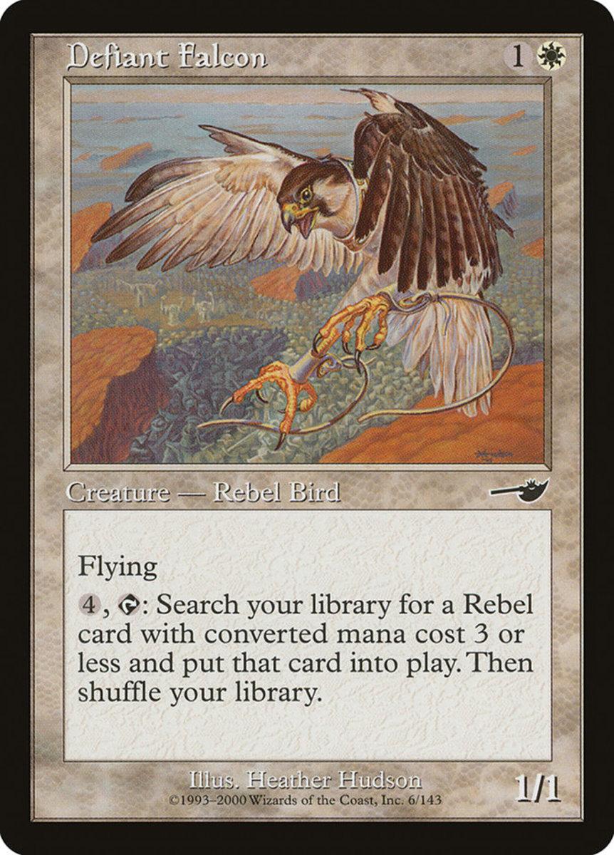 Defiant Falcon mtg
