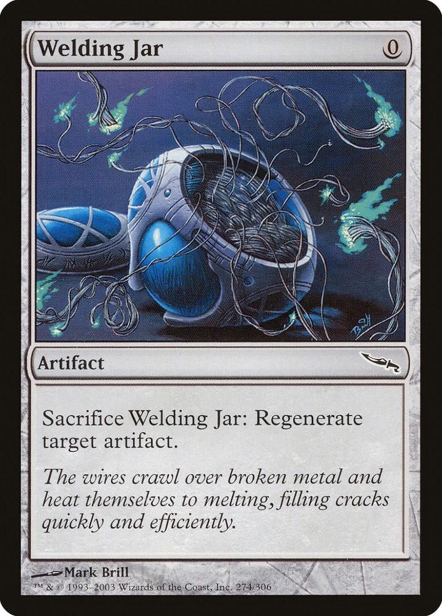 Welding Jar mtg
