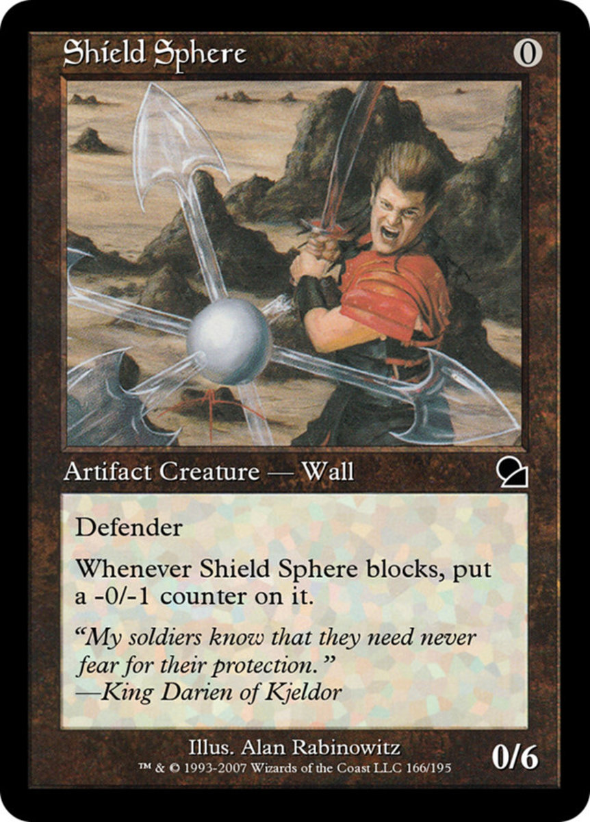 Shield Sphere mtg