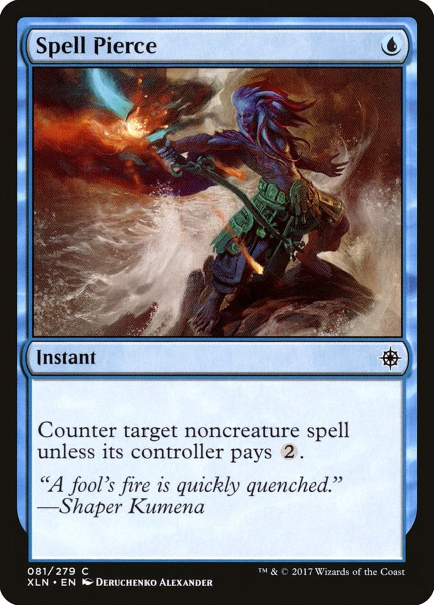 Spell Pierce mtg