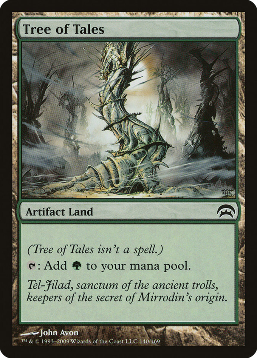 Tree of Tales mtg