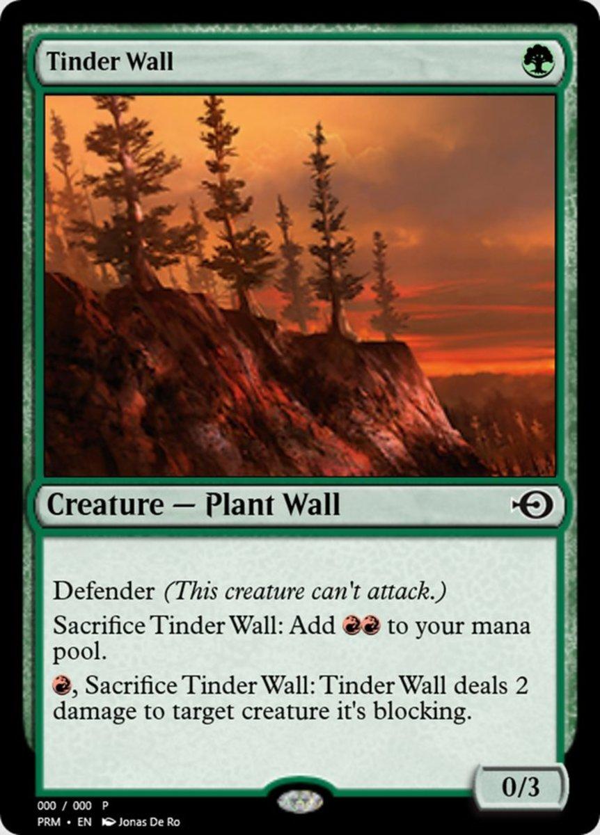 Tinder Wall mtg