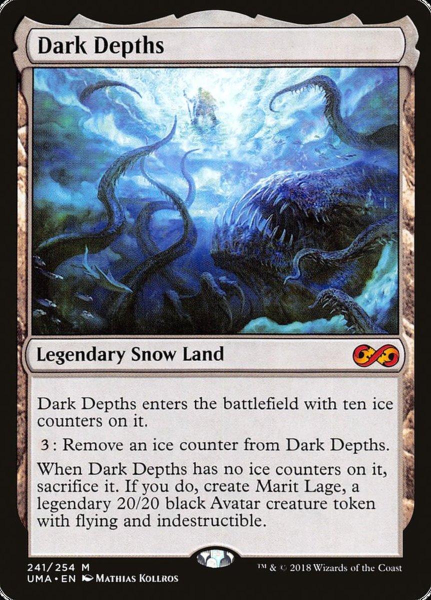 Dark Depths mtg