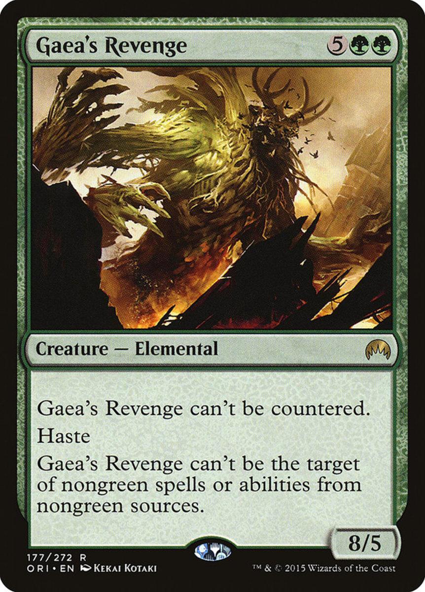 Gaea's Revenge mtg