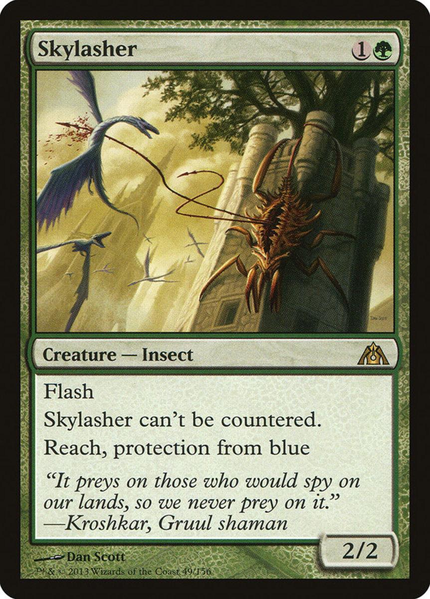 Skylasher mtg