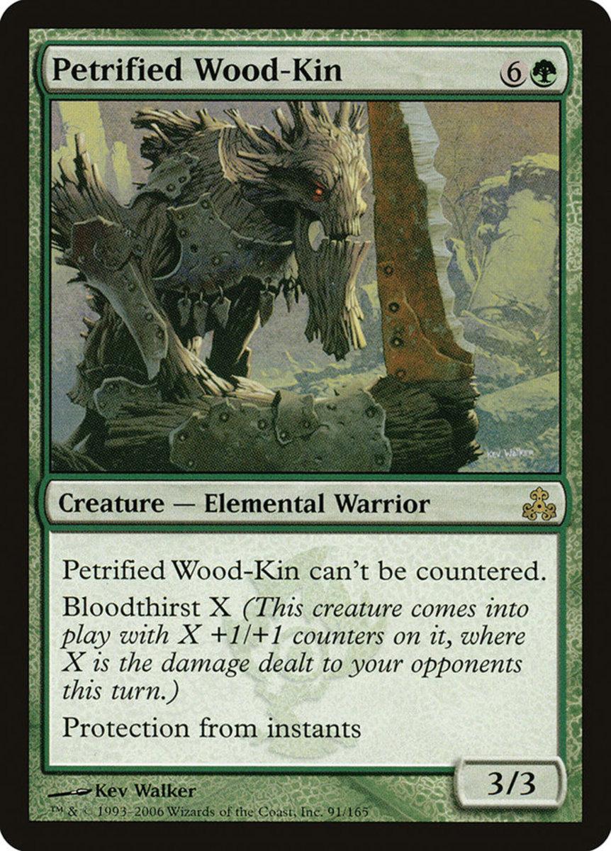 Petrified Wood-Kin mtg