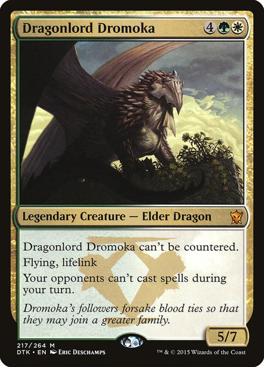 Dragonlord Dromoka mtg