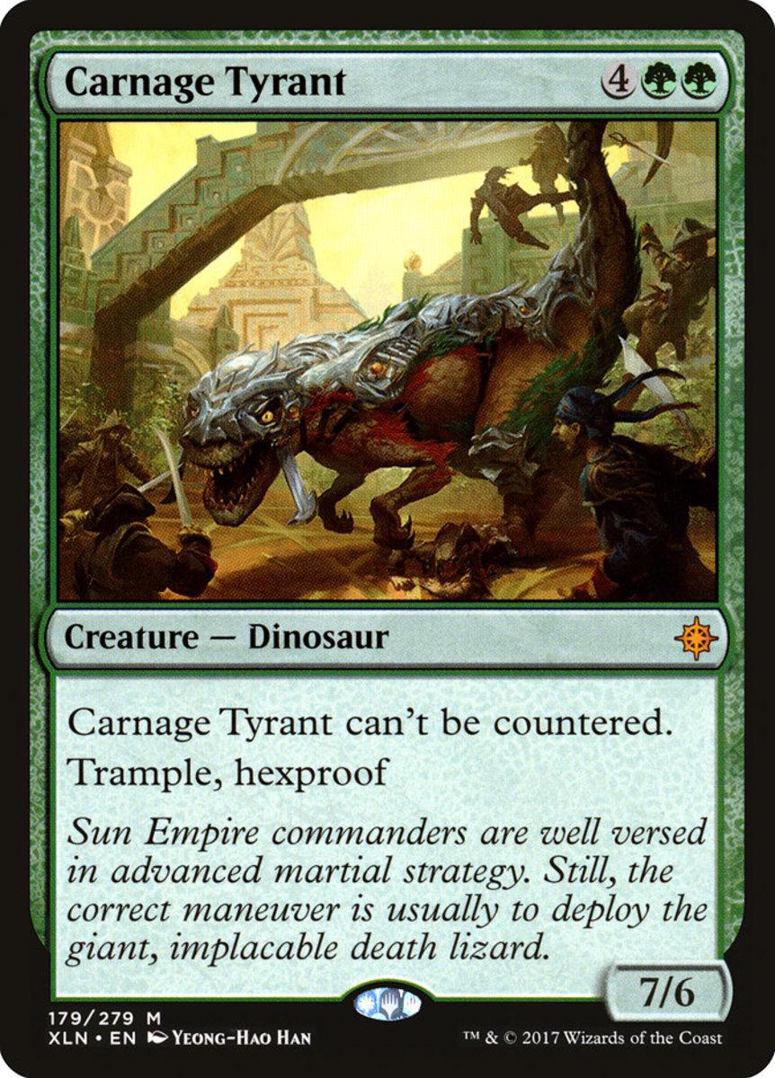 Carnage Tyrant mtg