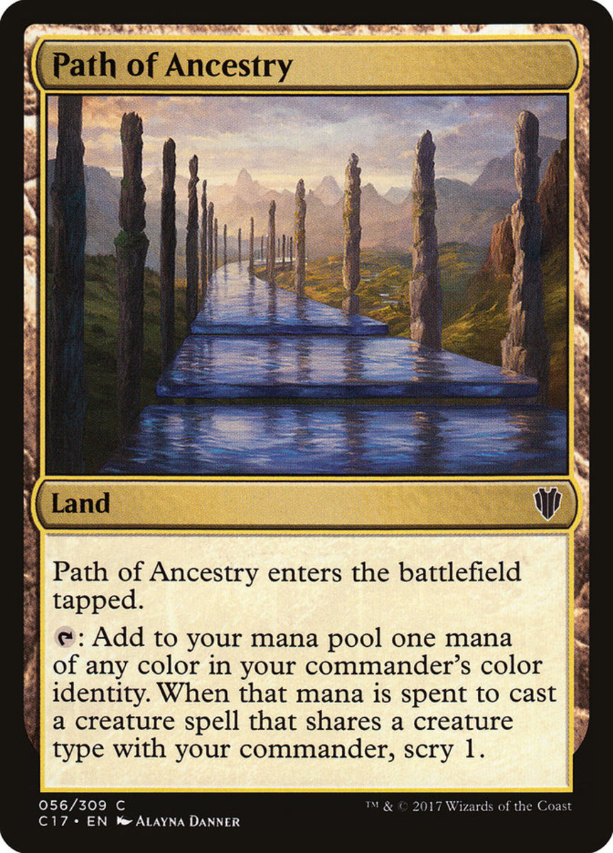 Path of Ancestry mtg