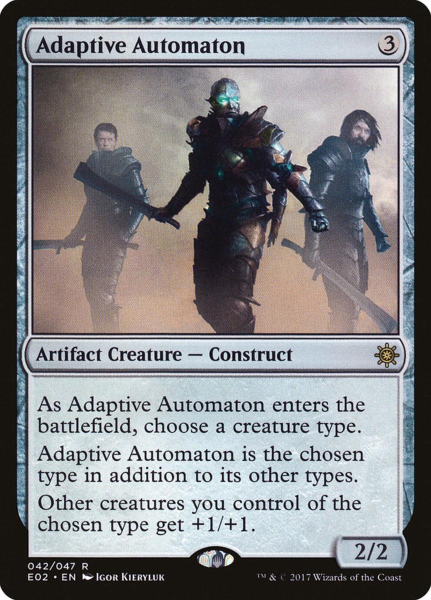 Adaptive Automaton mtg