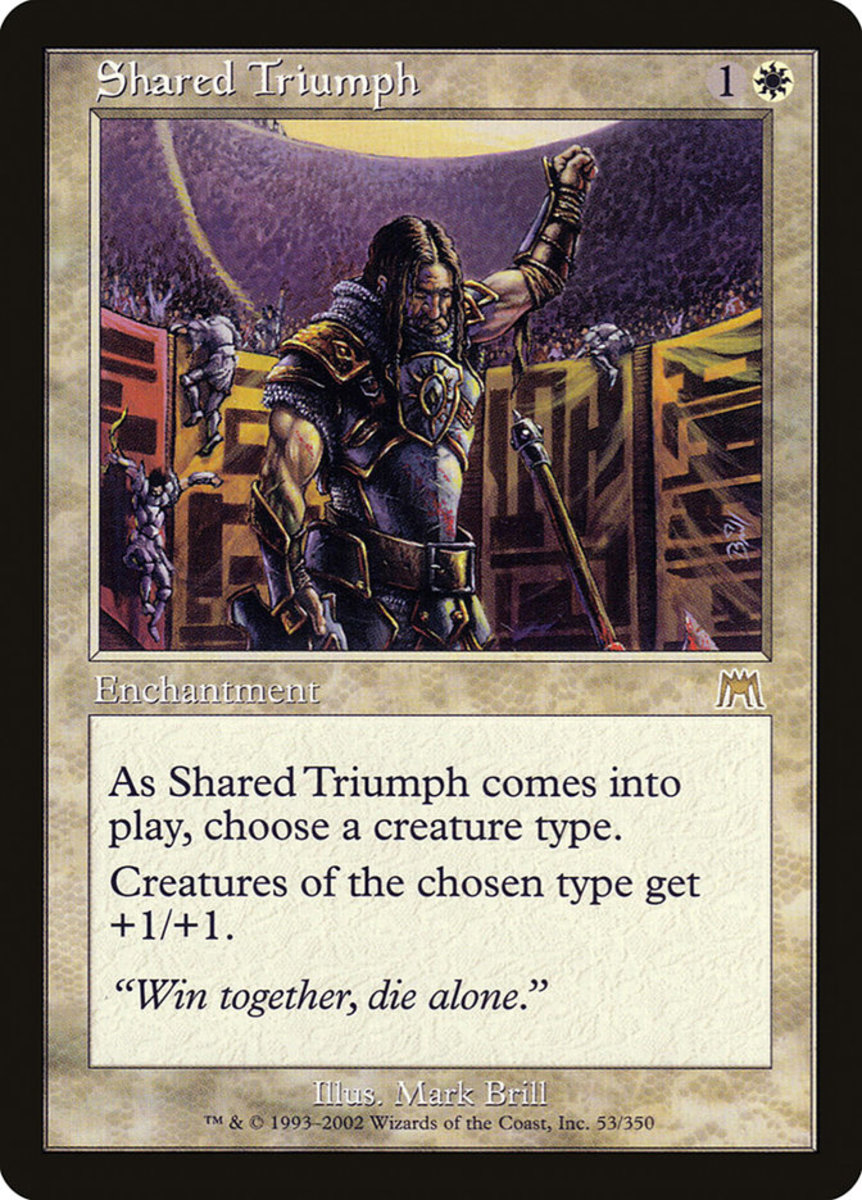 Shared Triumph mtg