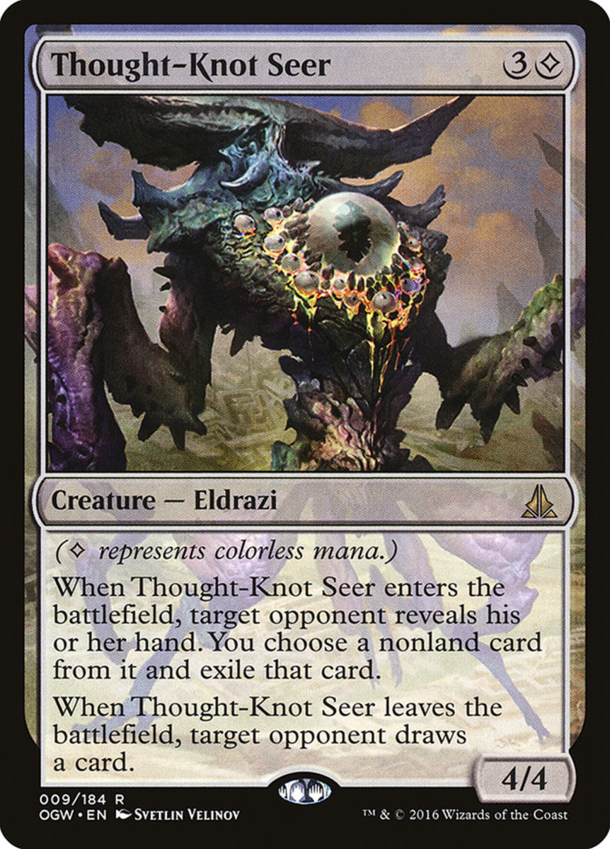 Thought-Knot Seer mtg