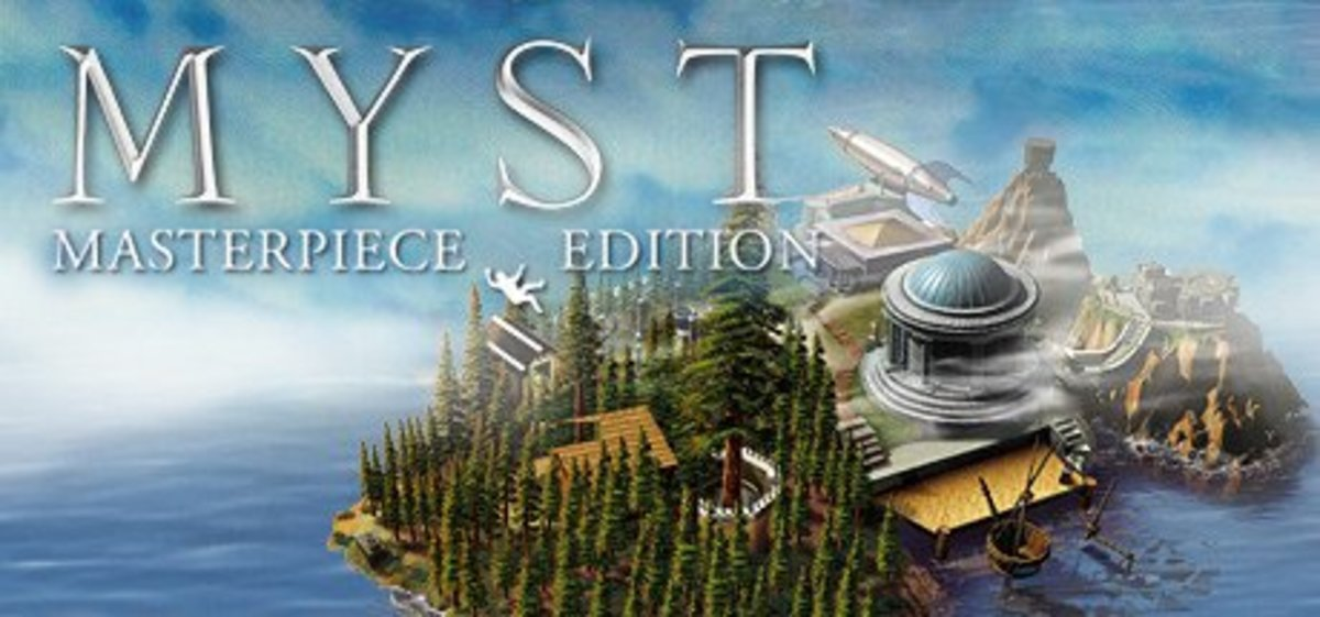 In 1993, the computer game Myst was released.