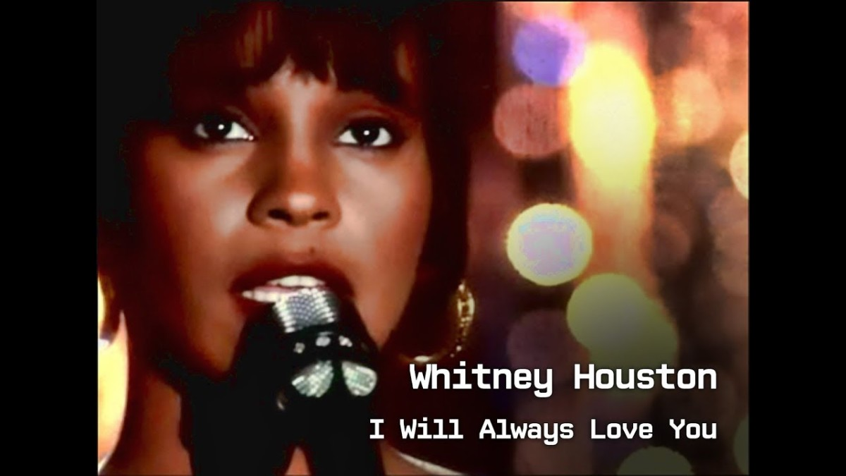 In 1993, Whitney Houston's I Will Always Love You was the most popular song.
