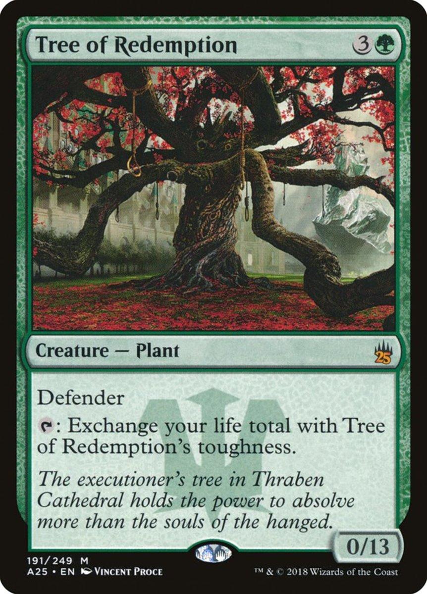 Tree of Redemption mtg