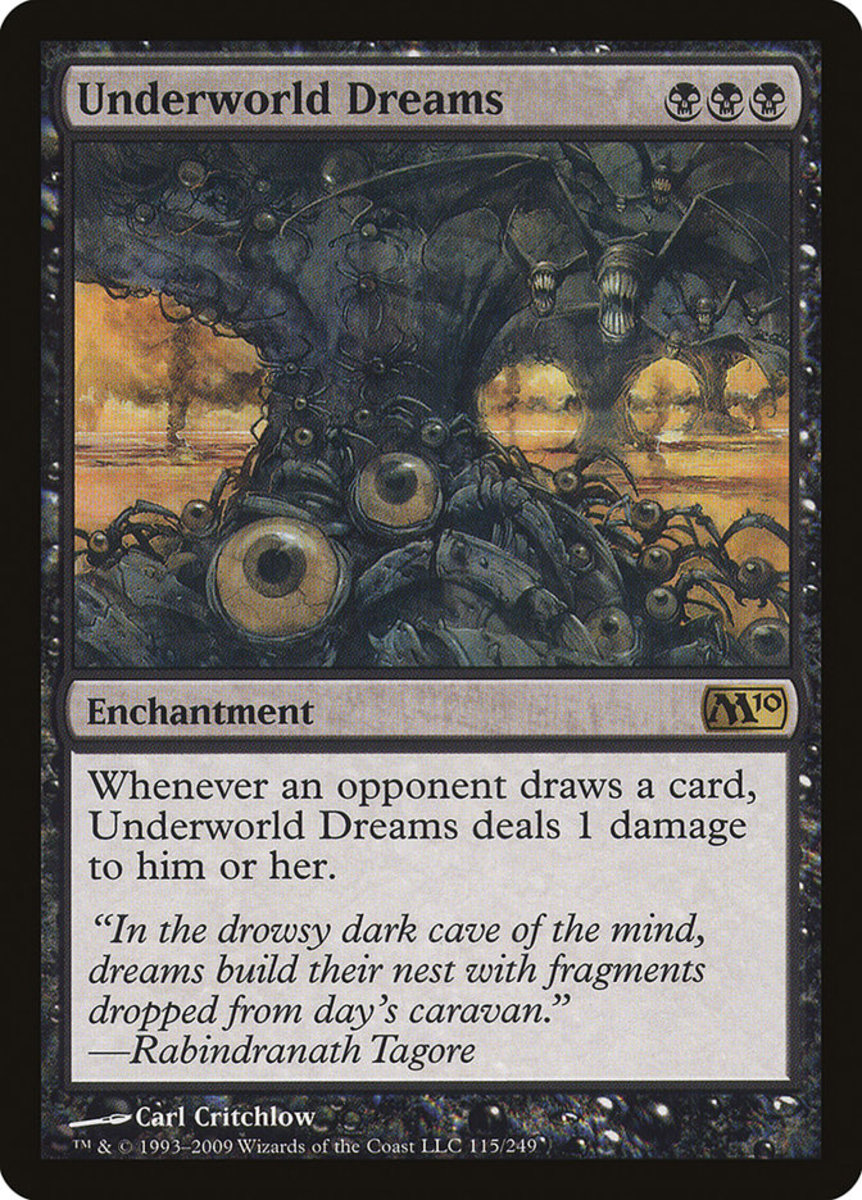 Underworld Dreams mtg